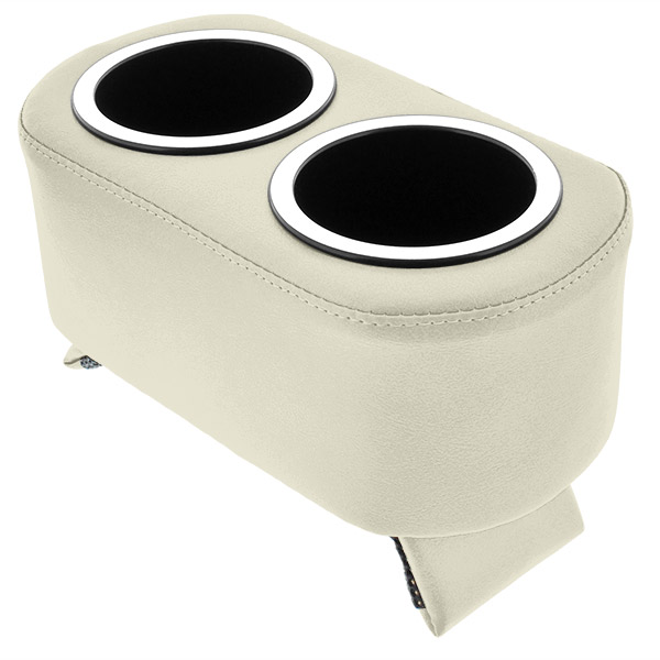 White Hot Rod Super Shorty Console & Cup Holders
