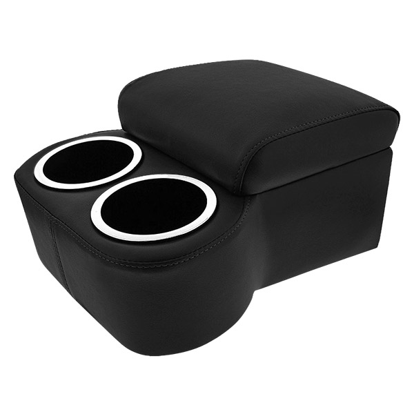 Short Bench Seat Cruiser Console Shorty Cup Holder Console